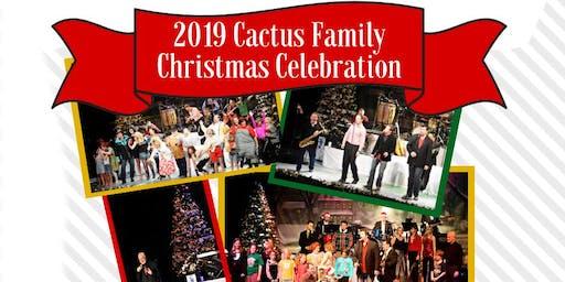 2019 Cactus Family Christmas Celebration