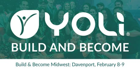 Build and Become — Midwest tickets