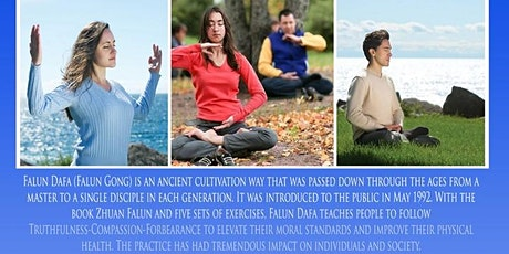 Falun Dafa Workshop tickets