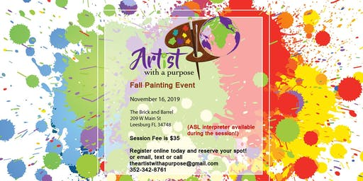 Fall Painting Event