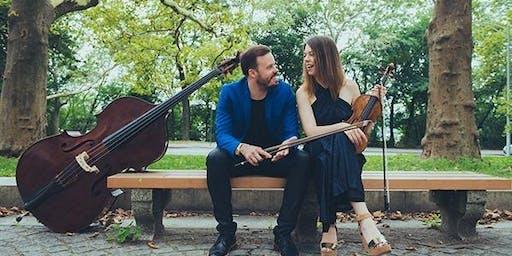 Holiday Kick Off Concert - Tessa Lark, Michael Thurber