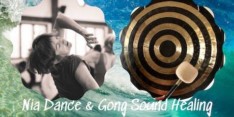 Nia Dance & Gong Sound Healing tickets