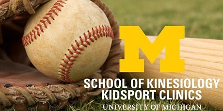 KidSport Clinic - Baseball & Softball tickets
