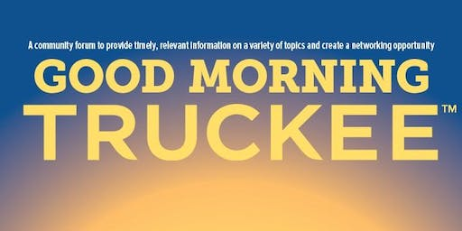 Nov. 12th Good Morning Truckee: Ski Industry Update