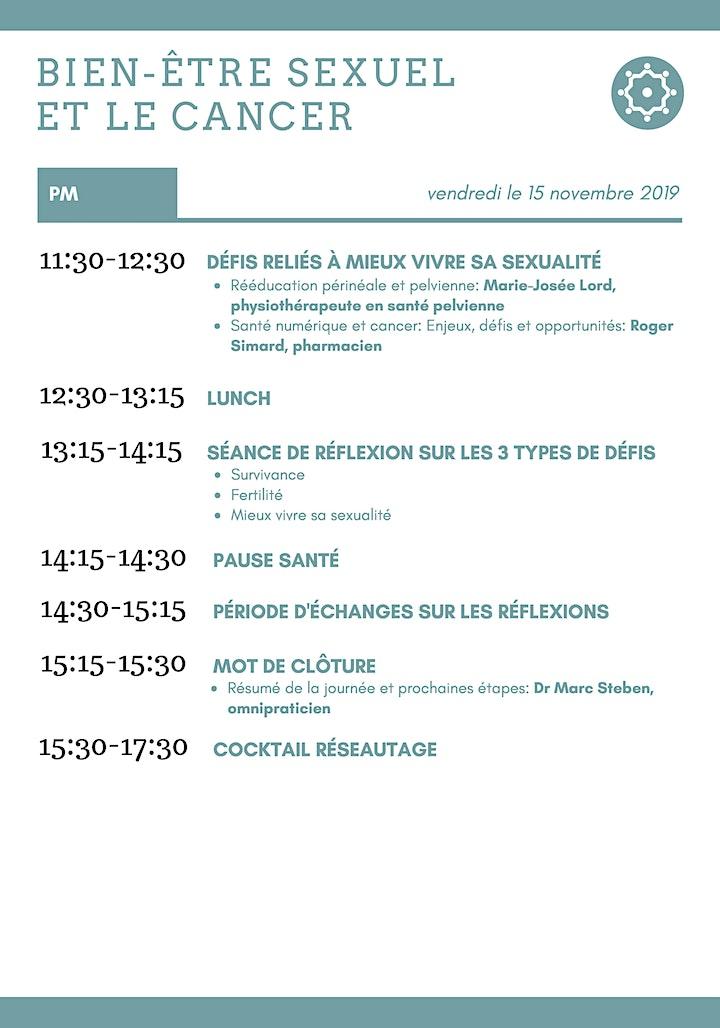 Image de Symposium - Bien-être sexuel et le cancer