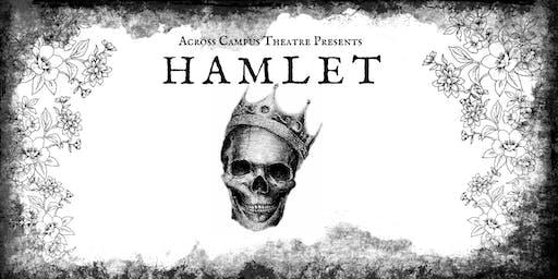 ACTSDSU Presents Hamlet