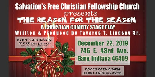 The Reason for the Season - Stage Play