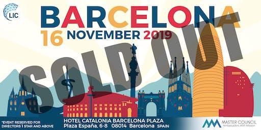 LICWORLD  EVENT  IN  BARCELONA