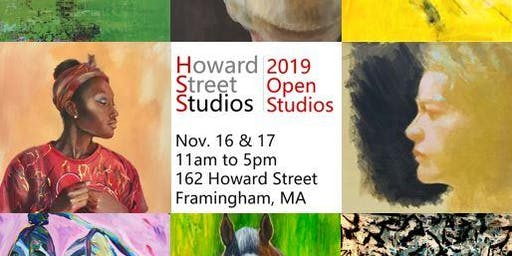 Open Studios at Howard Street Studios (Day 2 of 2)