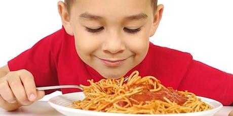 Spaghetti Breakfast With Santa 2019 tickets