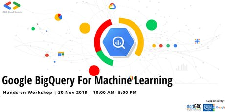 Google BigQuery for Machine Learning - One Day Workshop with Certificate tickets