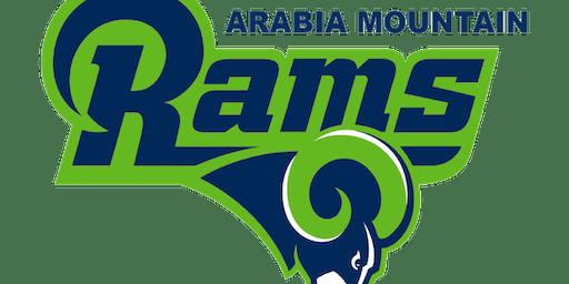 AMHS Football Banquet - 2019