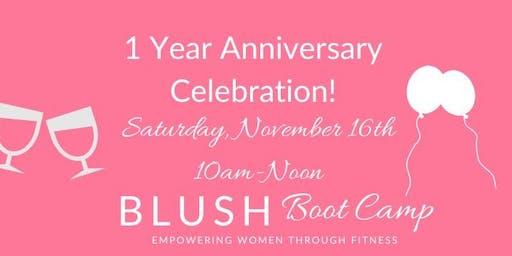 1 Year Anniversary Celebration!