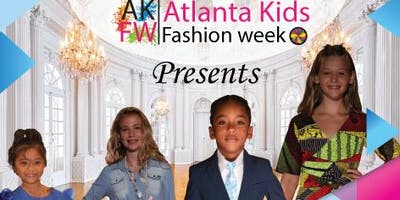 Atlanta Kids Fashion Week Casting Call