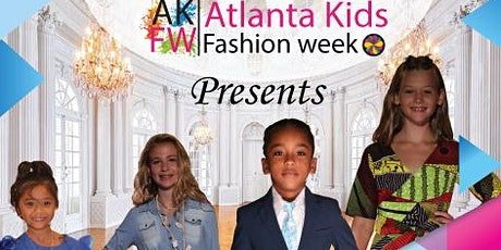 Atlanta Kids Fashion Week Casting Call  billets
