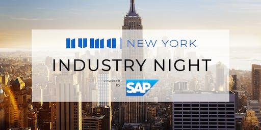 Industry Night Fall 2019