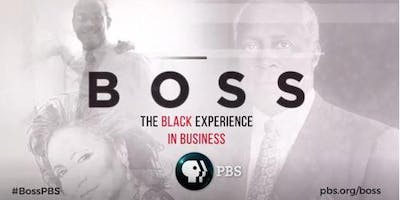 BOSS: The Black Experience in Business - Blue Lacuna