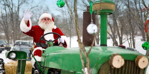 Christmas on the Farm  at Traders Point Creamery