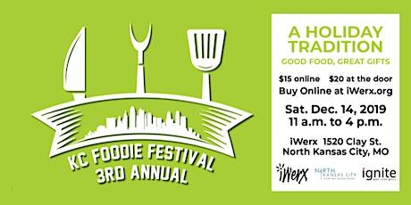 Kansas City Foodie Festival tickets