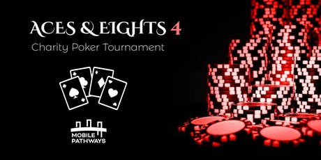 Aces & Eights 4: Charity Poker Tournament tickets