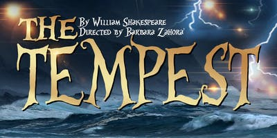 THE TEMPEST - PREVIEWS