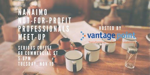Nonprofit Professionals Meet-Up