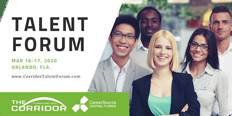 Talent Forum 2020 tickets