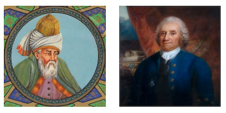 Two Masters of Spirituality:  Rumi & Swedenborg tickets