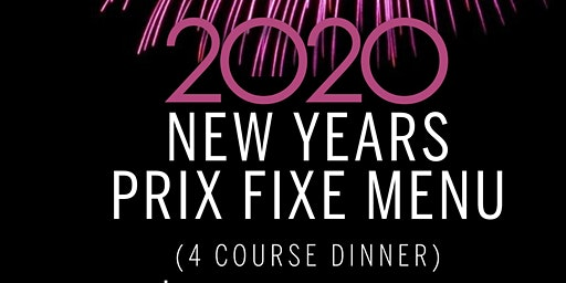 New Years Eve Dinner & Show at The Mixx