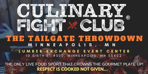 Culinary Fight Club - MINNESOTA:  THE TAILGATE THROWDOWN