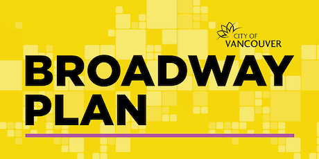 Broadway Plan: Fairview Streets and Public Realm Workshop tickets