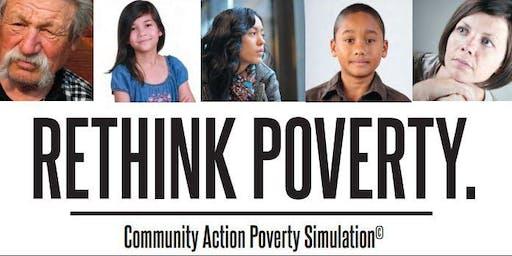 Rethink Poverty Charlotte: Community Action Poverty Simulation