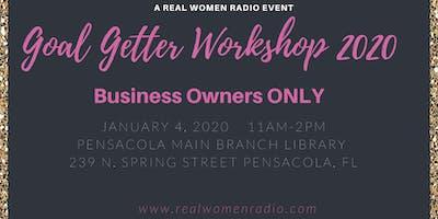 Goal Getters Workshop