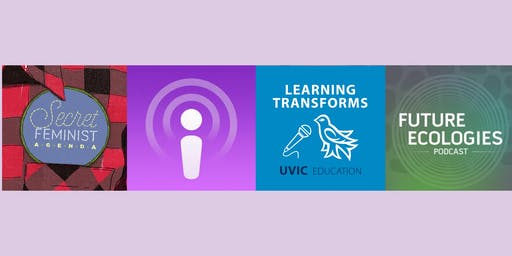 Podcasting Day @ UVic