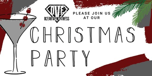 OVF Christmas Party!