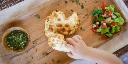 Mini Chef + Me: Easy Empanadas
