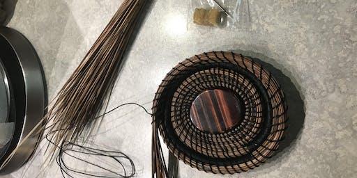Basket Coiling 2-Day Workshop