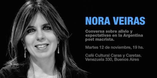 Soci@s P 12: Nora Veiras