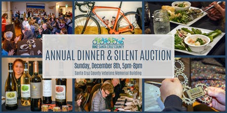 Annual Dinner & Silent Auction tickets