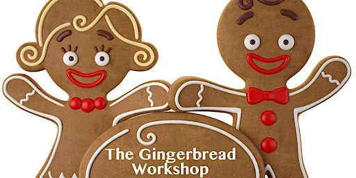 Gingerbread Workshop  12-14-19 & 12-15-19