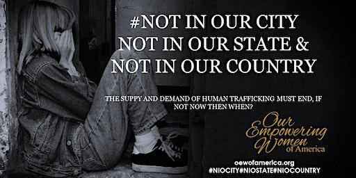 Human Trafficking Town Hall Meeting