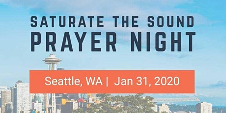 2020 Puget Sound Prayer Night tickets