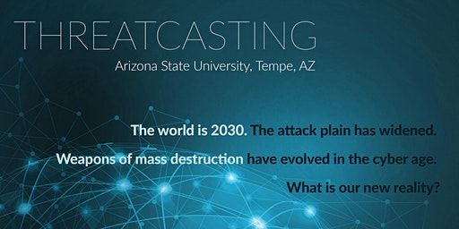 Threatcasting Workshop: The Future Intersection of Cyber Threats and WMD