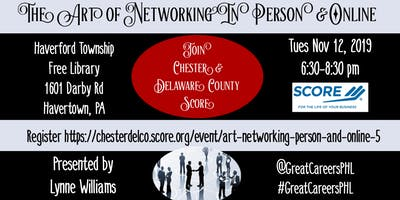 The Art of Networking In Person & Online with Lynne Williams