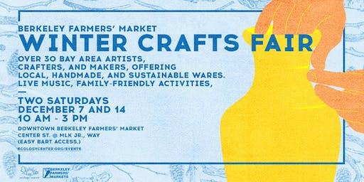 Berkeley Farmers' Market Winter Crafts Fair