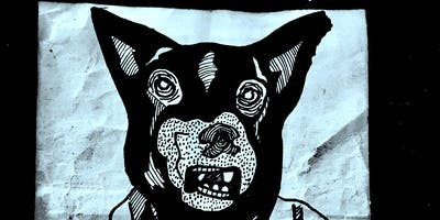 """SILENCIO Presents: """"The Dog, the Night, and the Knife"""""""