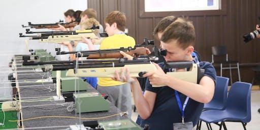 Introduction to Target Shooting in Leatherhead Fri 3 Jan 2020