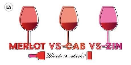 wineLA presents: Merlot vs Cab vs Zin tickets