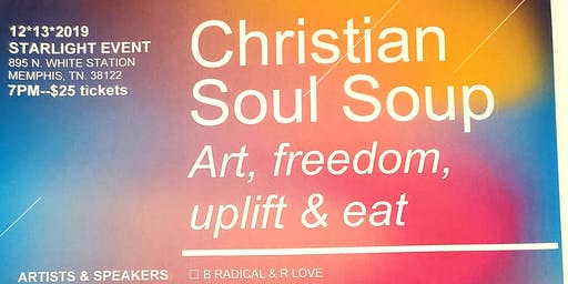 CHRISTIAN SOUL SOUP