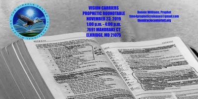 Vision Carriers Prophetic Roundtable